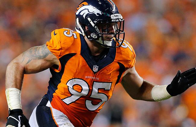 Derek Wolfe [Denver Broncos]