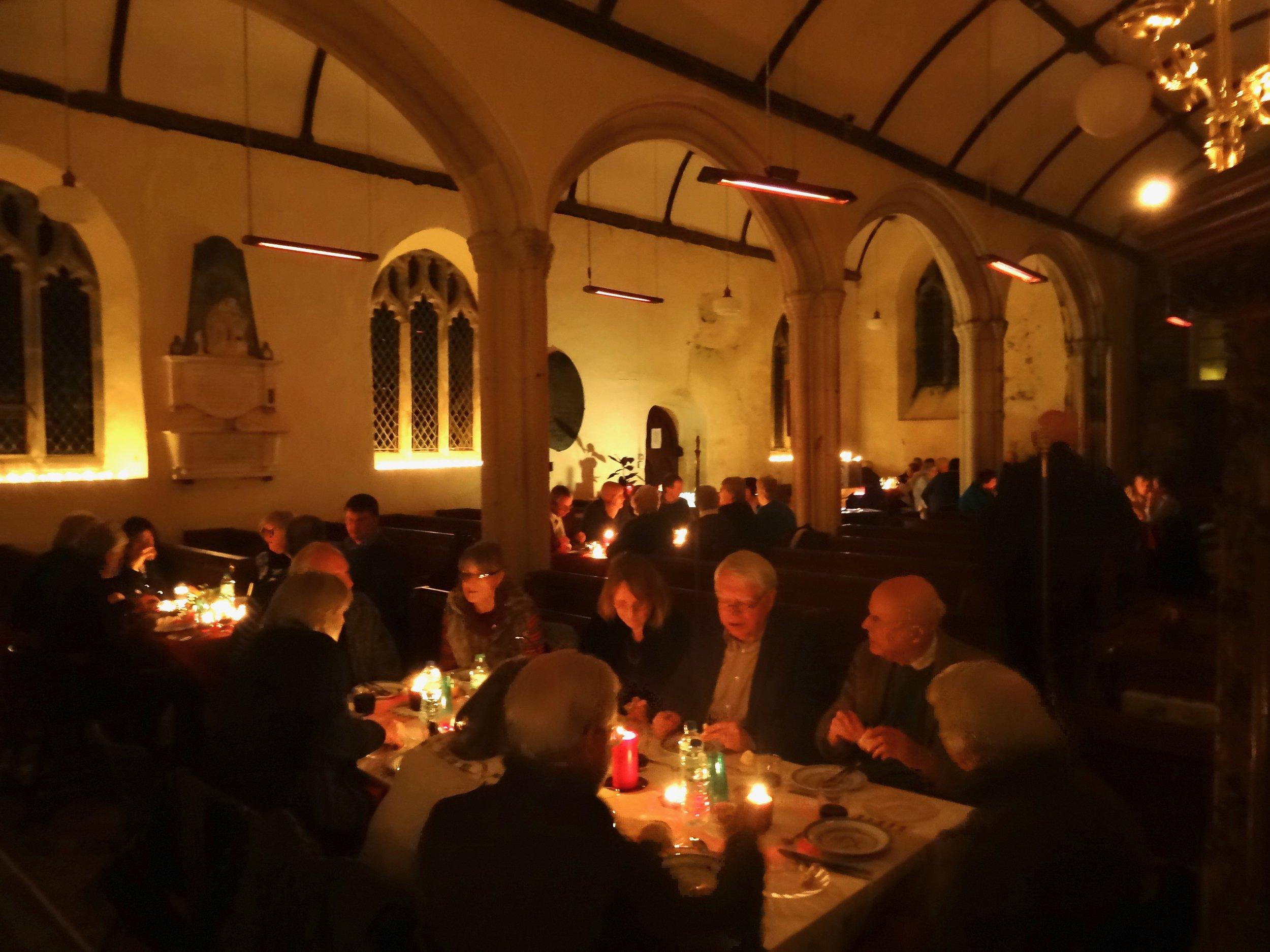 A candel lit supper.jpg