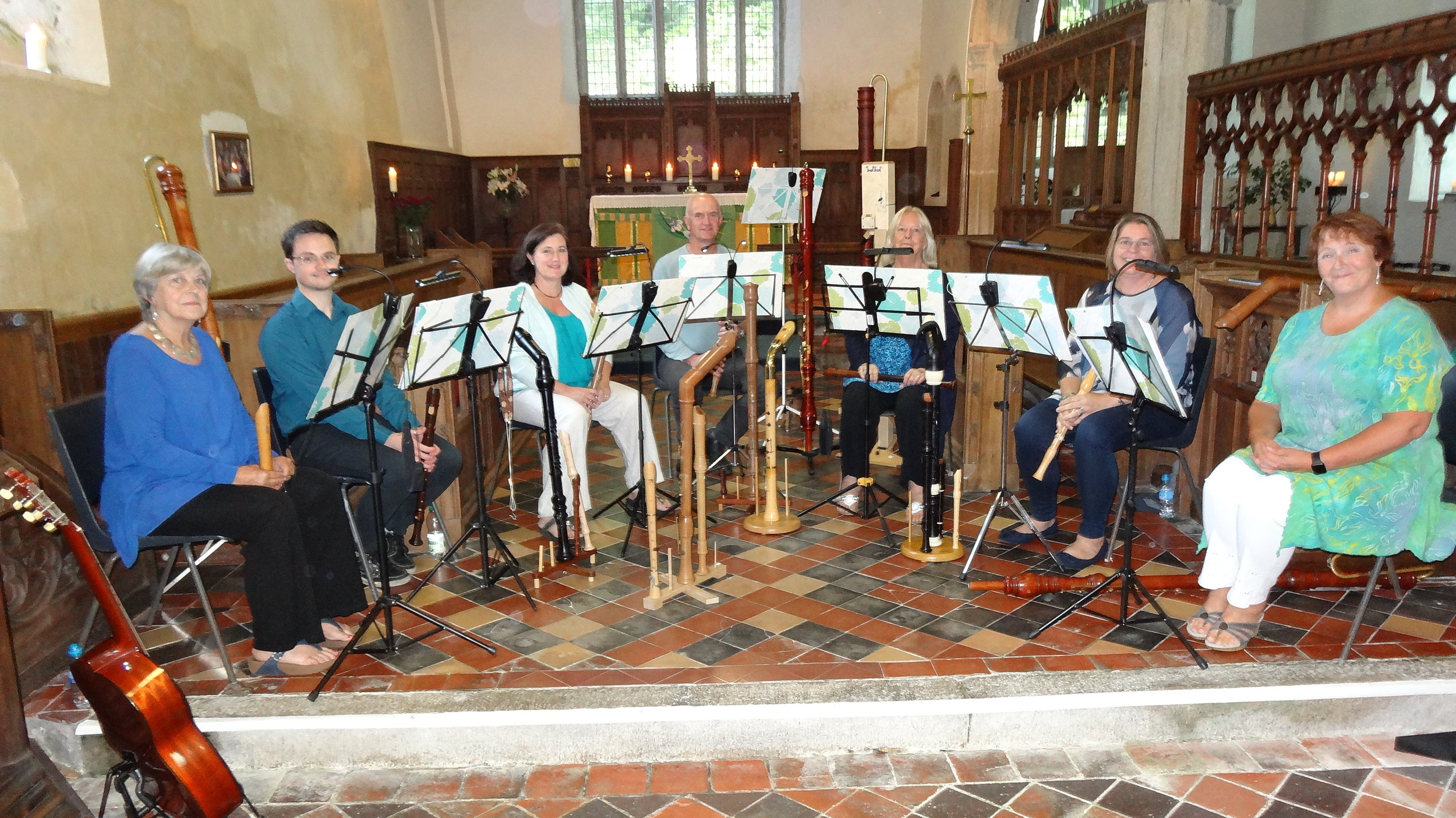 Cotswold recorder group.JPG