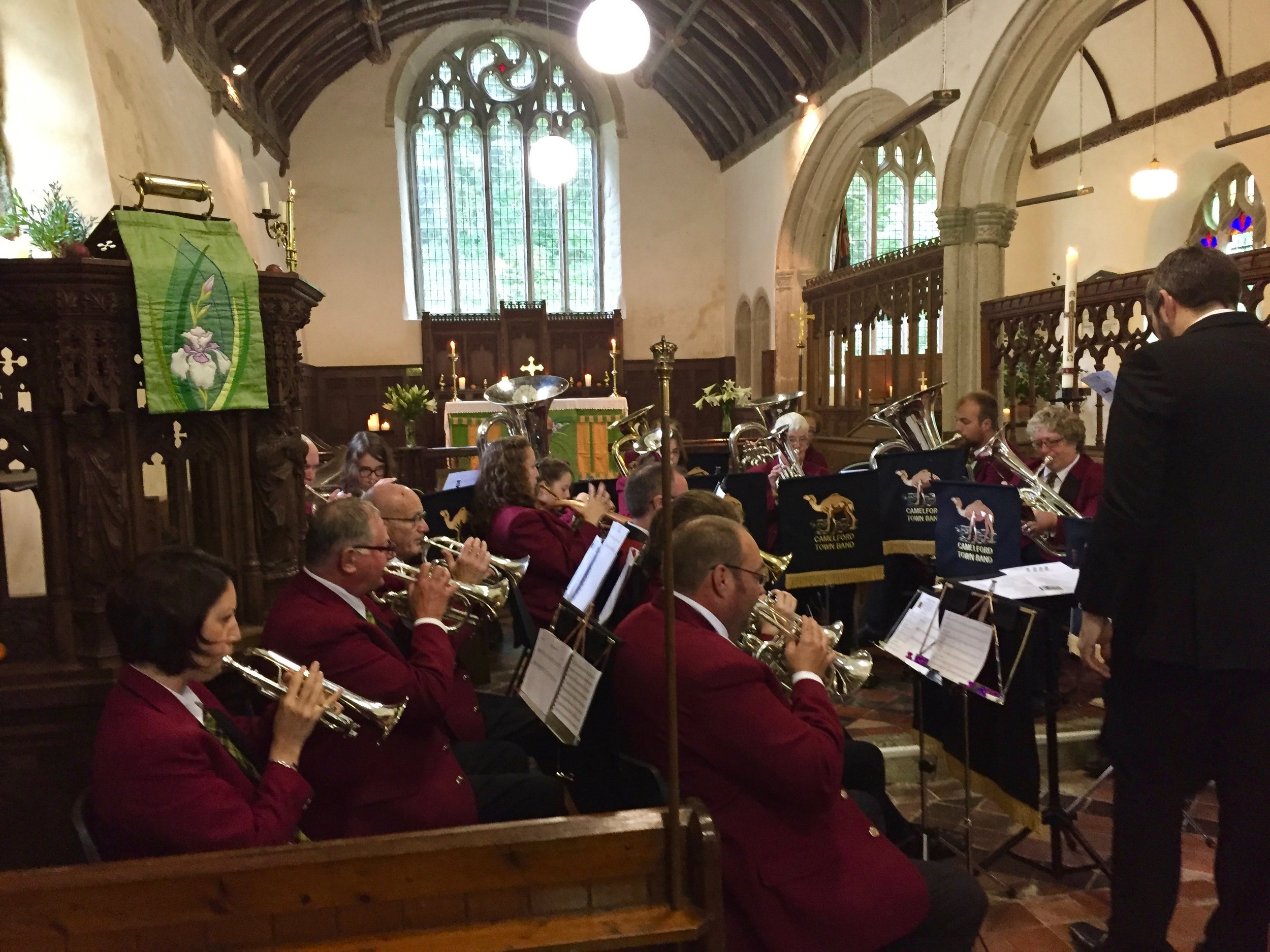 camelford town band