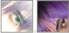 - Special Effects: WildflowerJeans Color: Violet (p/ um roxo + escuro)Anilina: VioletaObs: altere a quantidade de anilina, conforme a tonalidade de roxo desejada.