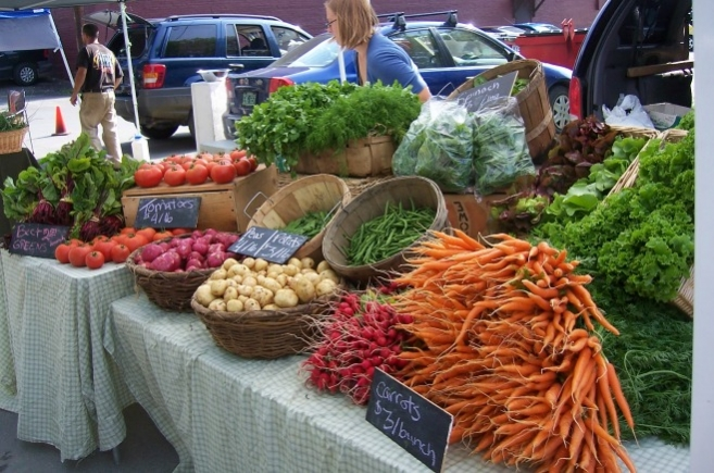 St Johnsbury Farmers Market