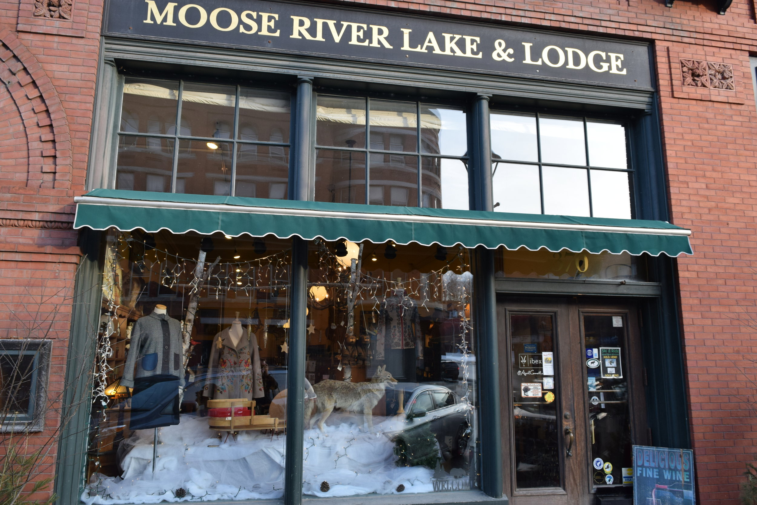 Moose River Lake and Lodge