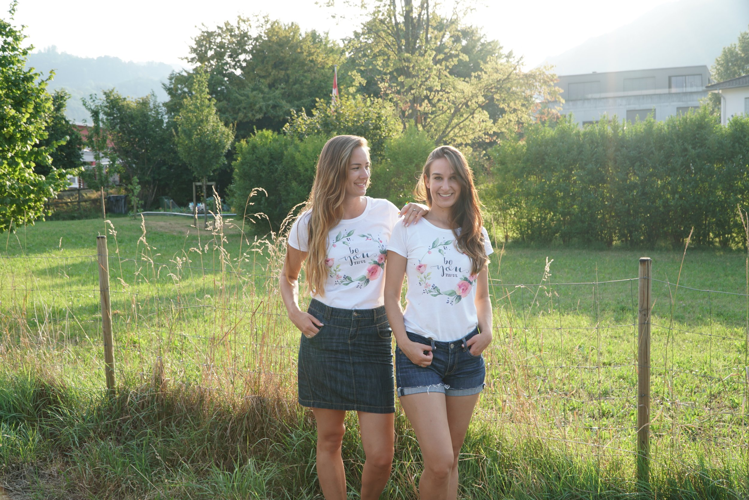 "T-Shirt Design ""BE-YOU-TIFUL"""
