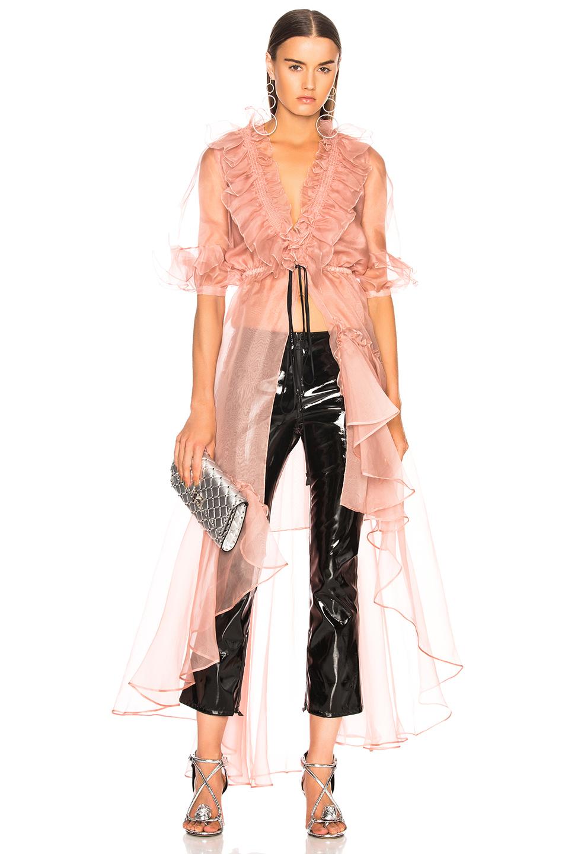 Johanna Ortiz Tamarindo Silk Organza Dress - $1,575
