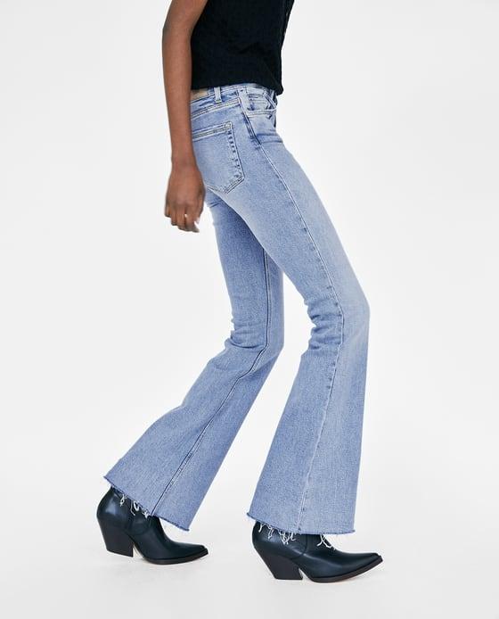 Zara Z1975 Flare Jeans - $45.90