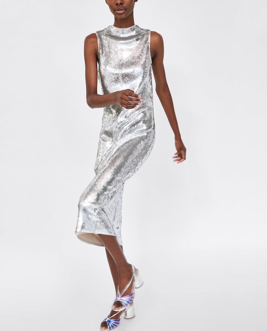 ZARA - Sequin Dress