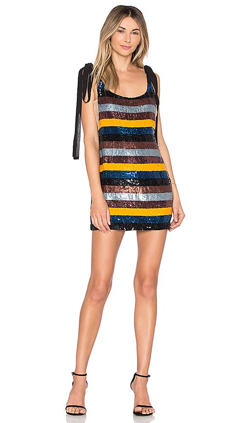 NBD - Suri Dress in Blueberry Spice
