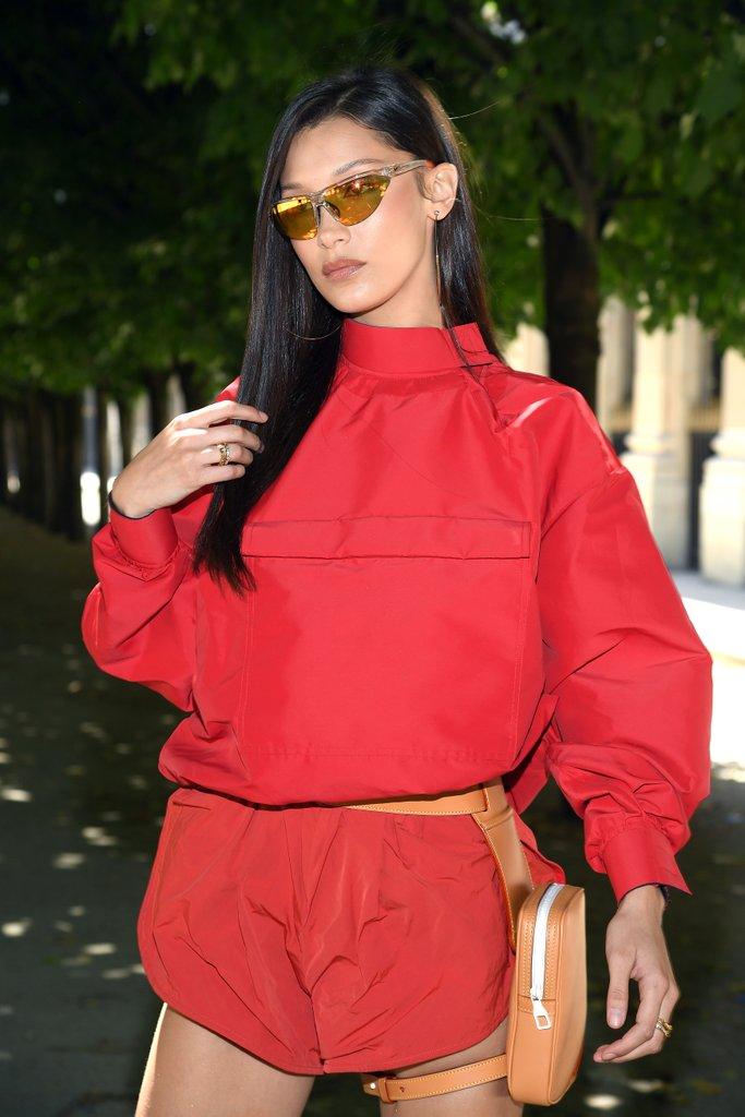 Bella-Hadid-Red-Shorts-Louis-Vuitton-Show-Paris-4.jpg