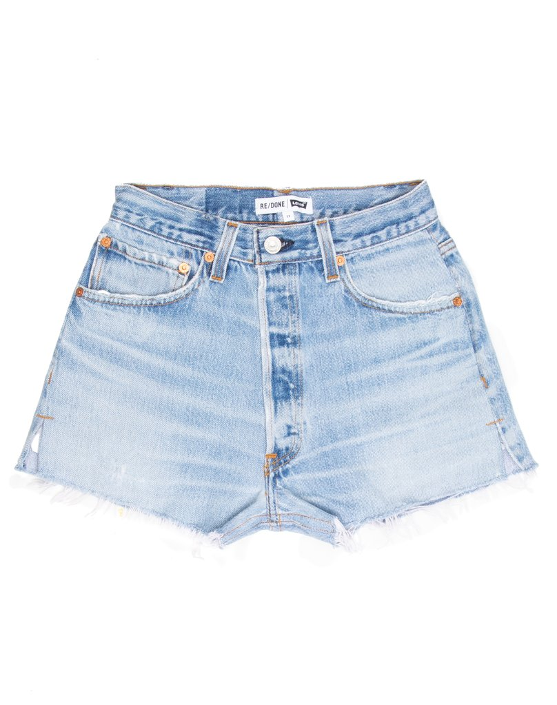RE/DONE HIGH RISE SHORT - $196
