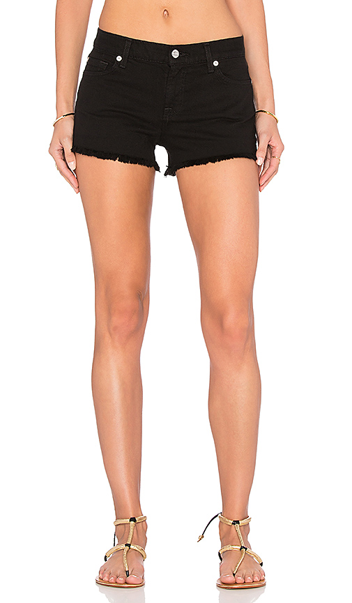 7 FOR ALL MAN KIND CUT OFF SHORTS - $98
