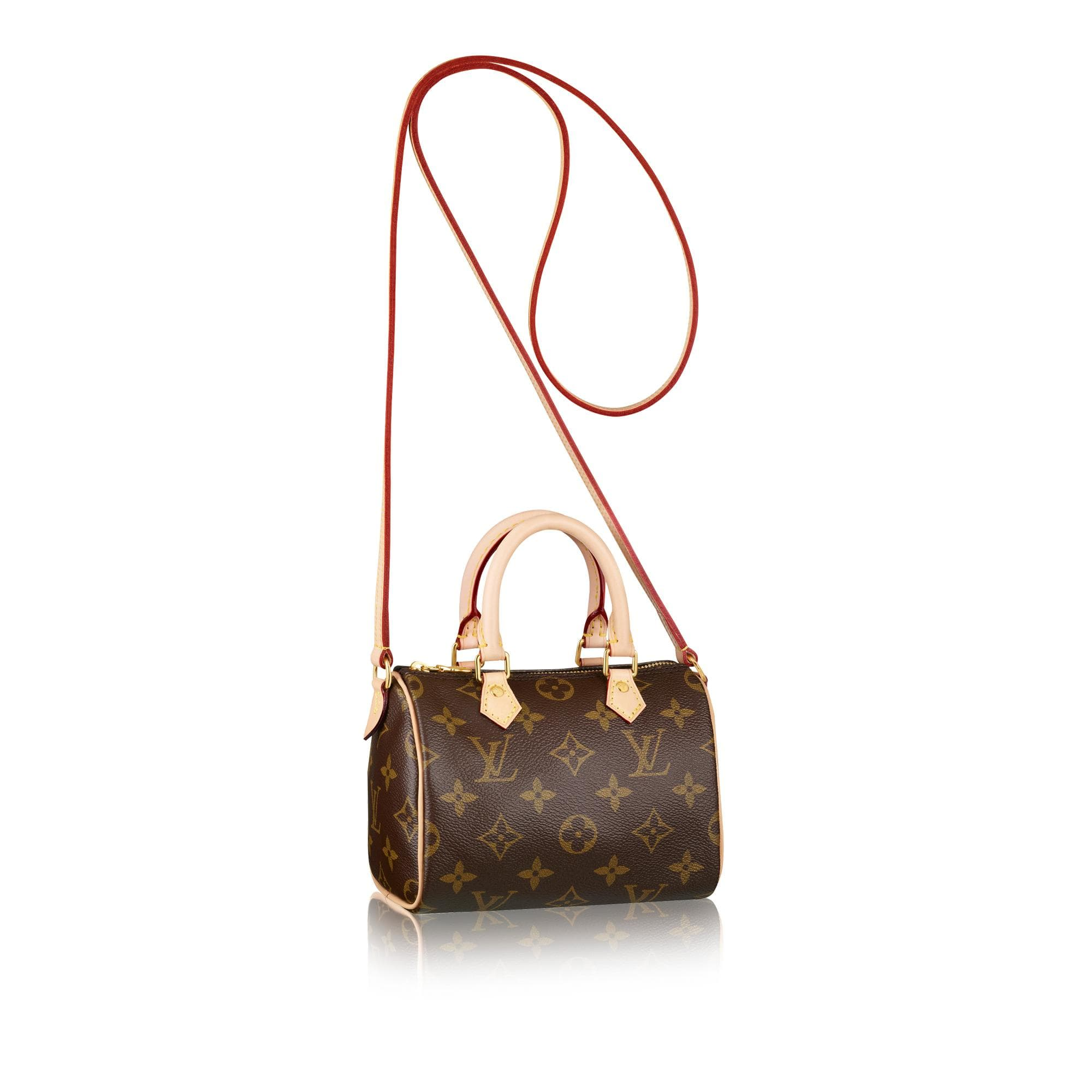Louis Vuitton NANO SPEEDY BAG - $1,100