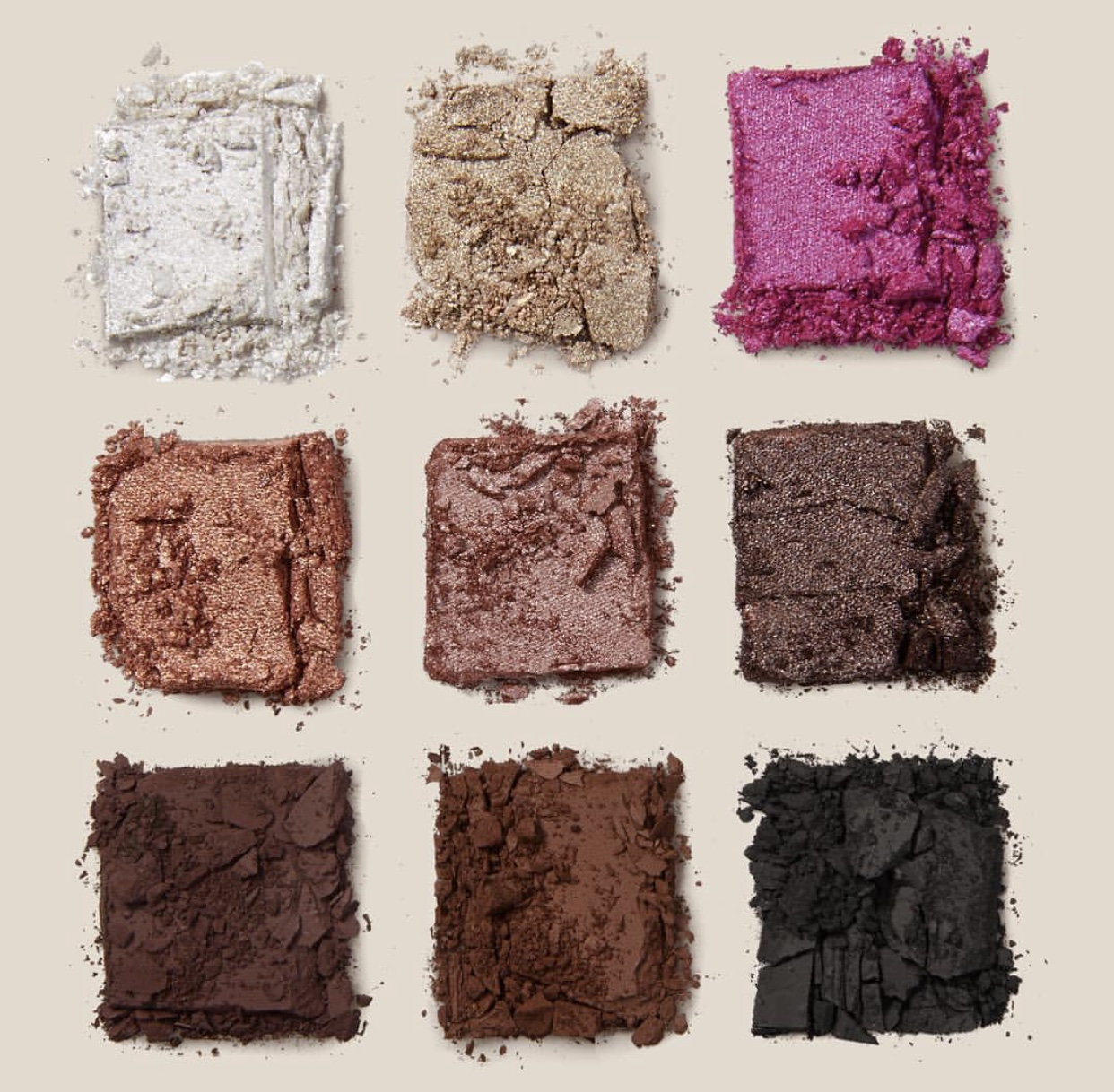 FLESH COLOR - EYE SHADOW PALETTE