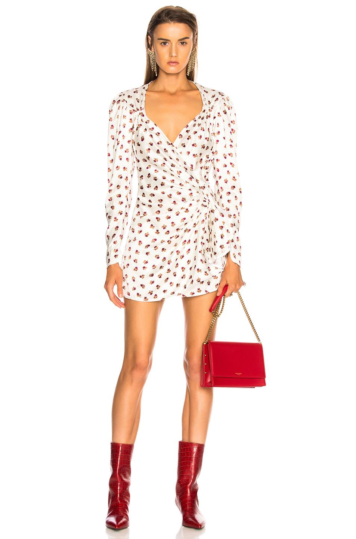 attico - consuelo mini dress