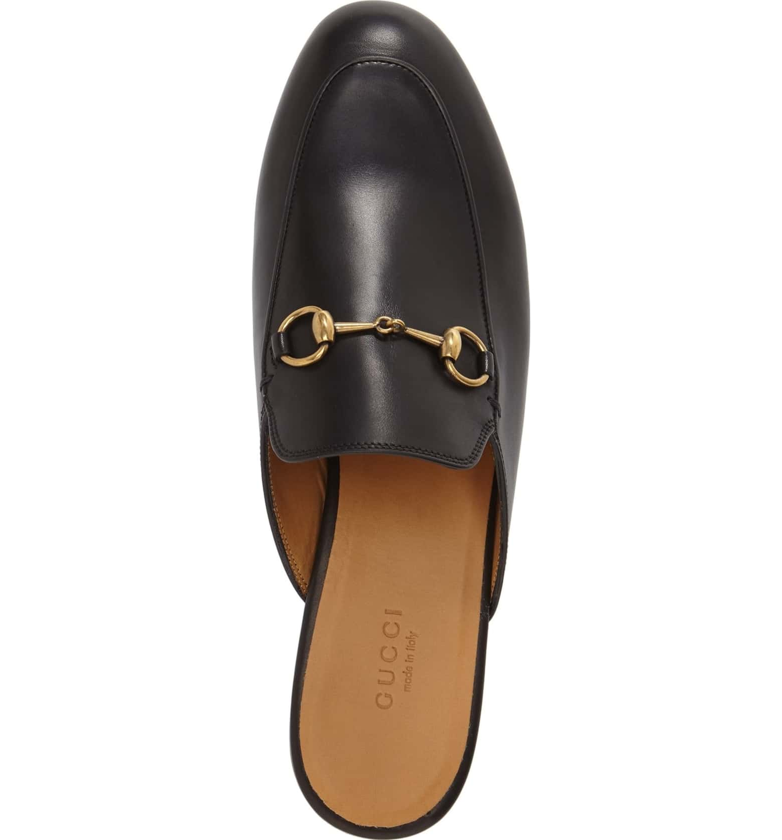gucci horsebit slipper - $695