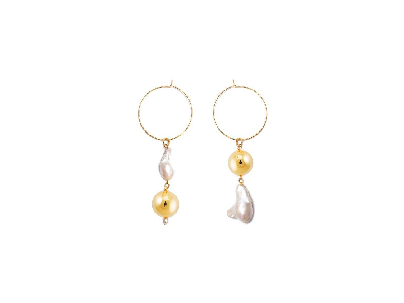 Mounser - Pagoda Fruit Earrings