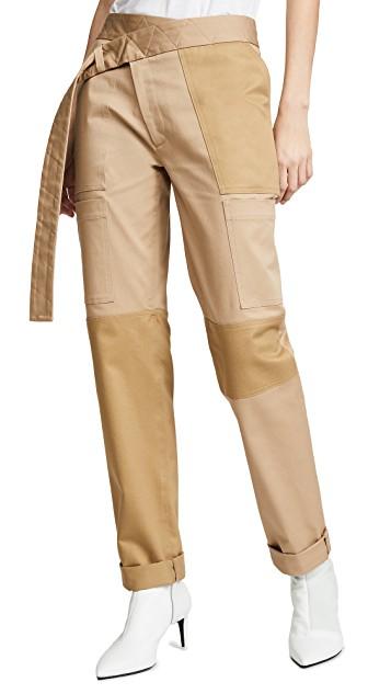 Monse - Straight Leg Cargo Pants