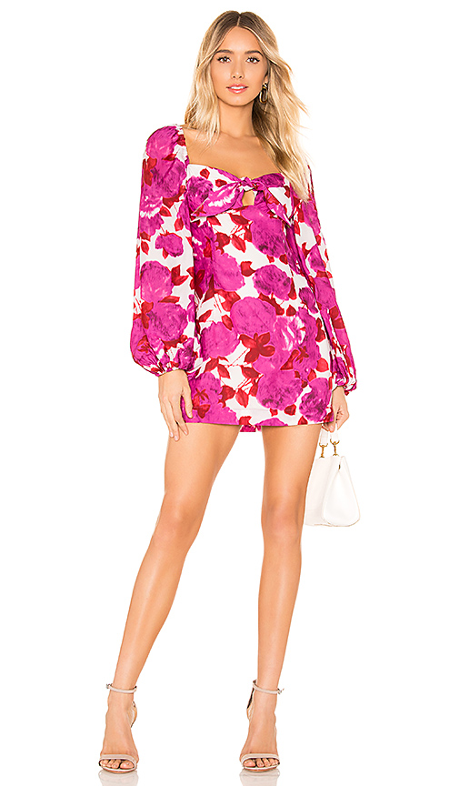 Alice McCall - Lover to Love Dress in Plum