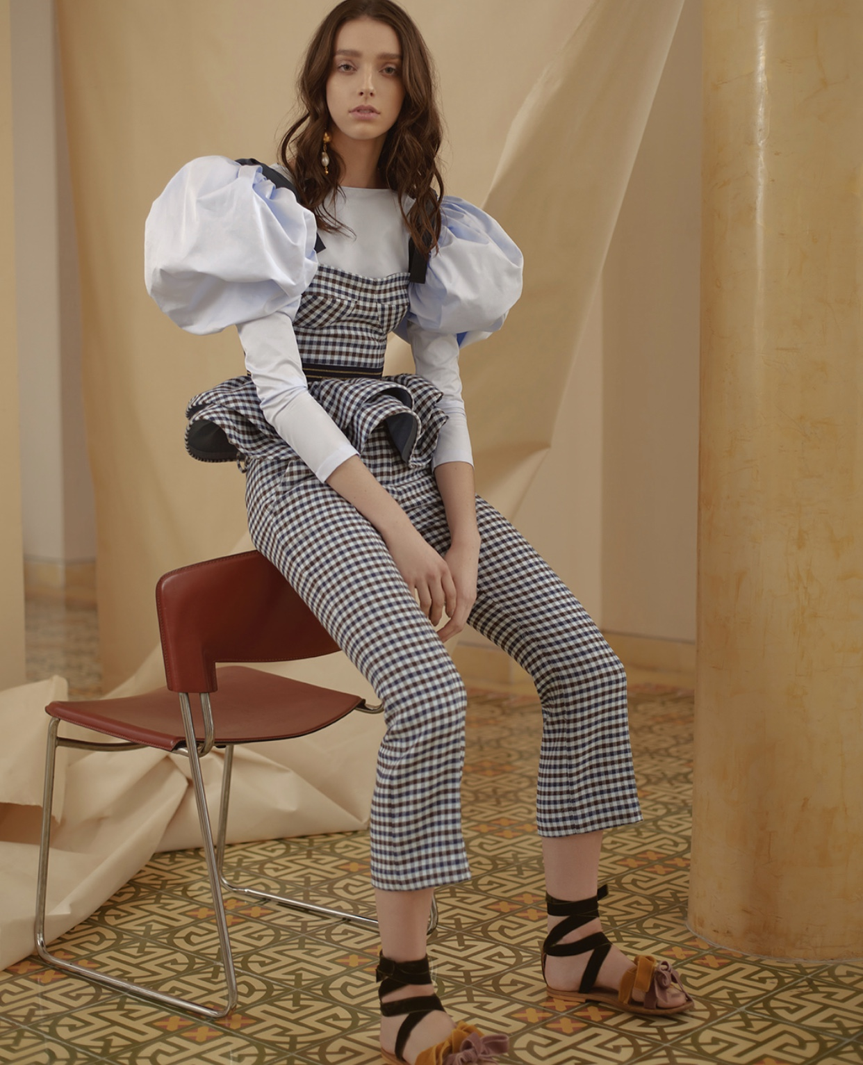 - JUNQUILLO TOP and Leira Pant