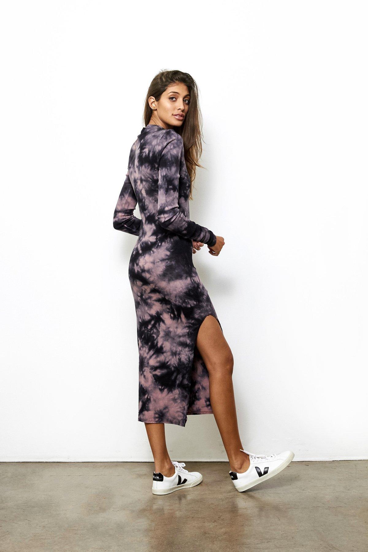 Young, Broke, & Fabulous Portia Dress: $128