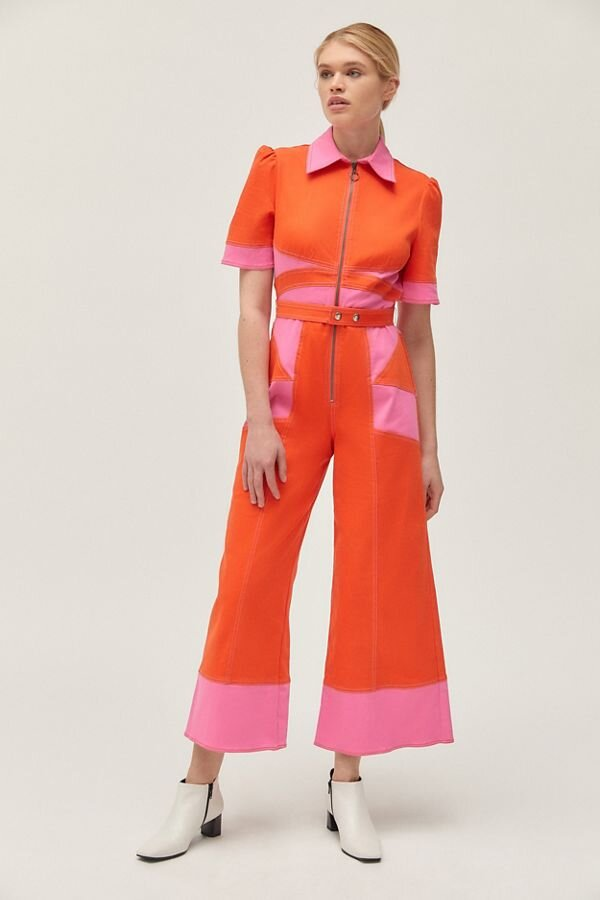 The East Over Ottie Jumpsuit $240
