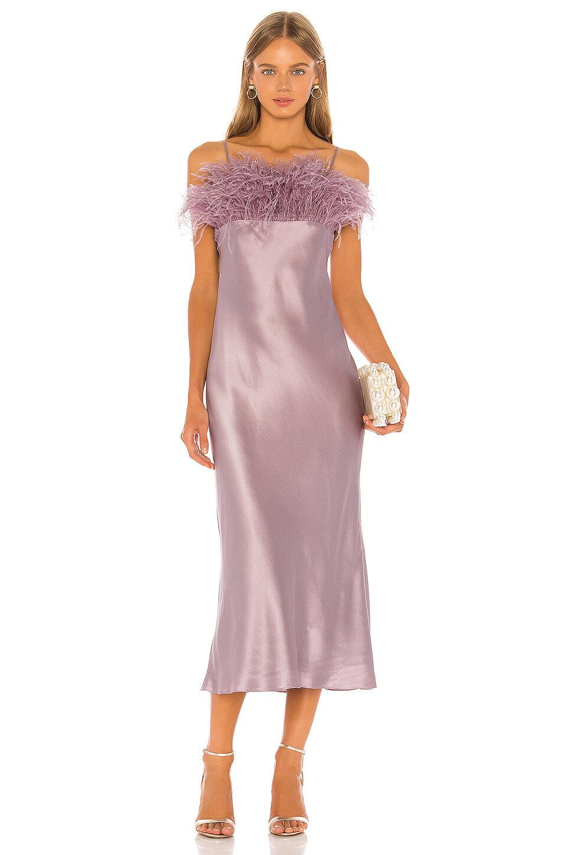 Cinq a Sept Cerise dress: $446