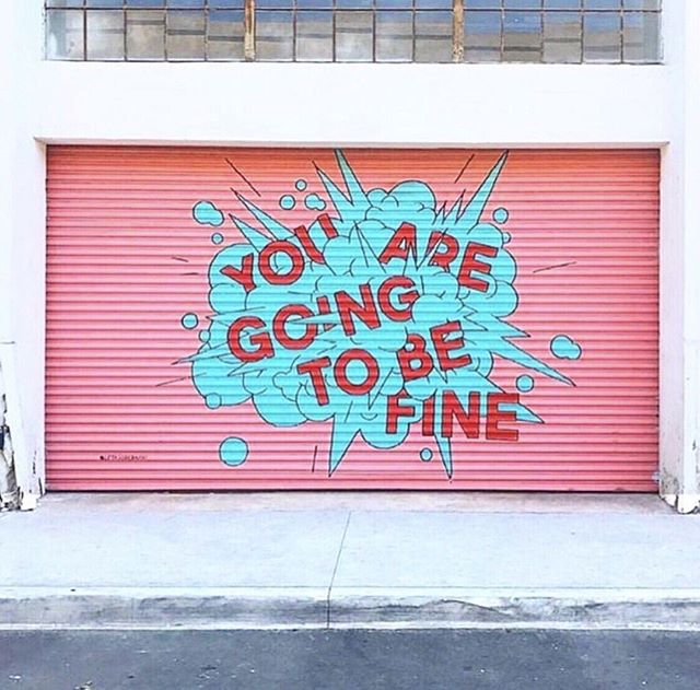 However this week is going, just know we're right there with ya! You can do this! 💪🎉👍⠀ .⠀ .⠀ .⠀ .⠀ .⠀ .⠀ #nashvilleblogger #nashvillelife #nashvilleliving #truesayings #quotestolivebyforever #selfquotes #nashvillelove #artofvisuals #muralartist #contentcreator #contentcreation #hypemansocial #muralproject #graphicinspiration #eyeondesign