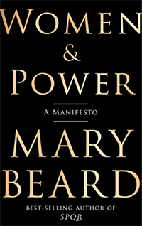 Click the photo to purchase Women & Power on Amazon!