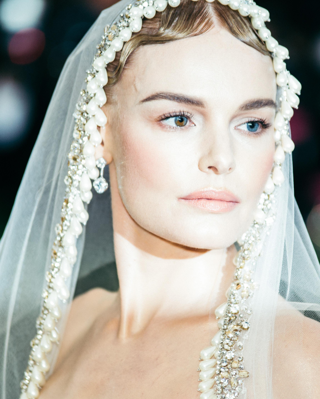 Kate Bosworth at the 2018 Met Gala. Photograph by Siyu Tang.