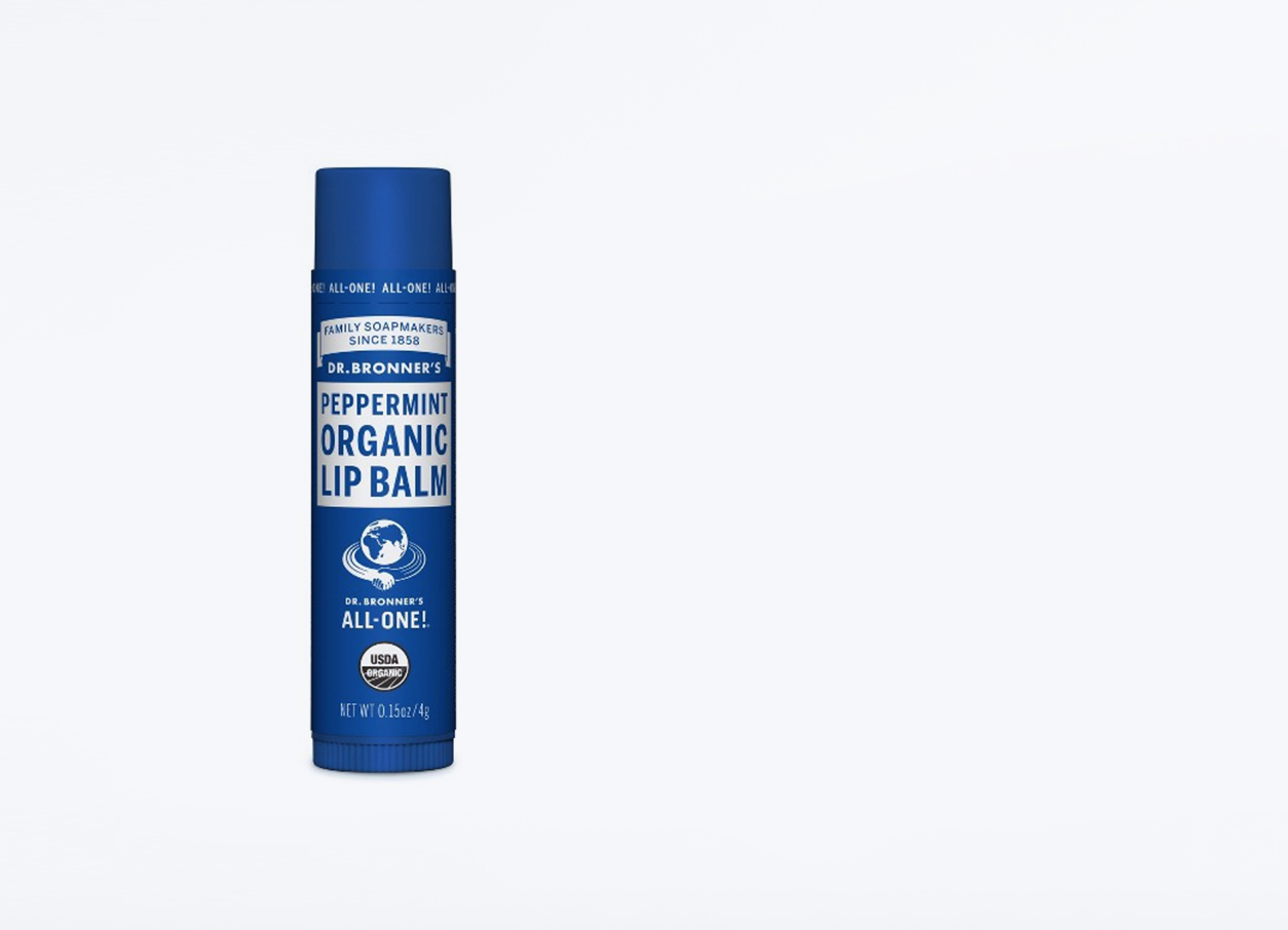 For the Activist - Dr. Bronner's organic lip balms are made with organic beeswax, which helps to provide a protective barrier to the elements with no synthetic ingredients. Organic jojoba, avocado and hemp oils provide extra moisture for those days when your lips really need some replenishment. And only the finest essential oils are used for fragrance. We are All-One! Straight from the horse's mouth.