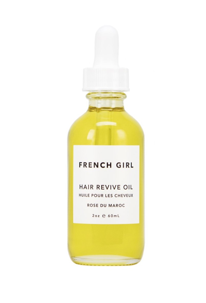 Parlez-Vous Francais? - An Argan-based hair oil infused with the intoxicating scent of Mediterranean France that provides instant shine and deep hydration without silicones or petroleum. It's made with Hemp, Tamanu and Rose Hip oils, which aid in conditioning the scalp and encouraging growth, as well as Argan oil sourced from North Africa, which is rich in fatty acids that are essential for smooth, healthy hair. Rosemary and Rose Geranium oils add a subtle fragrance and repair damaged hair.