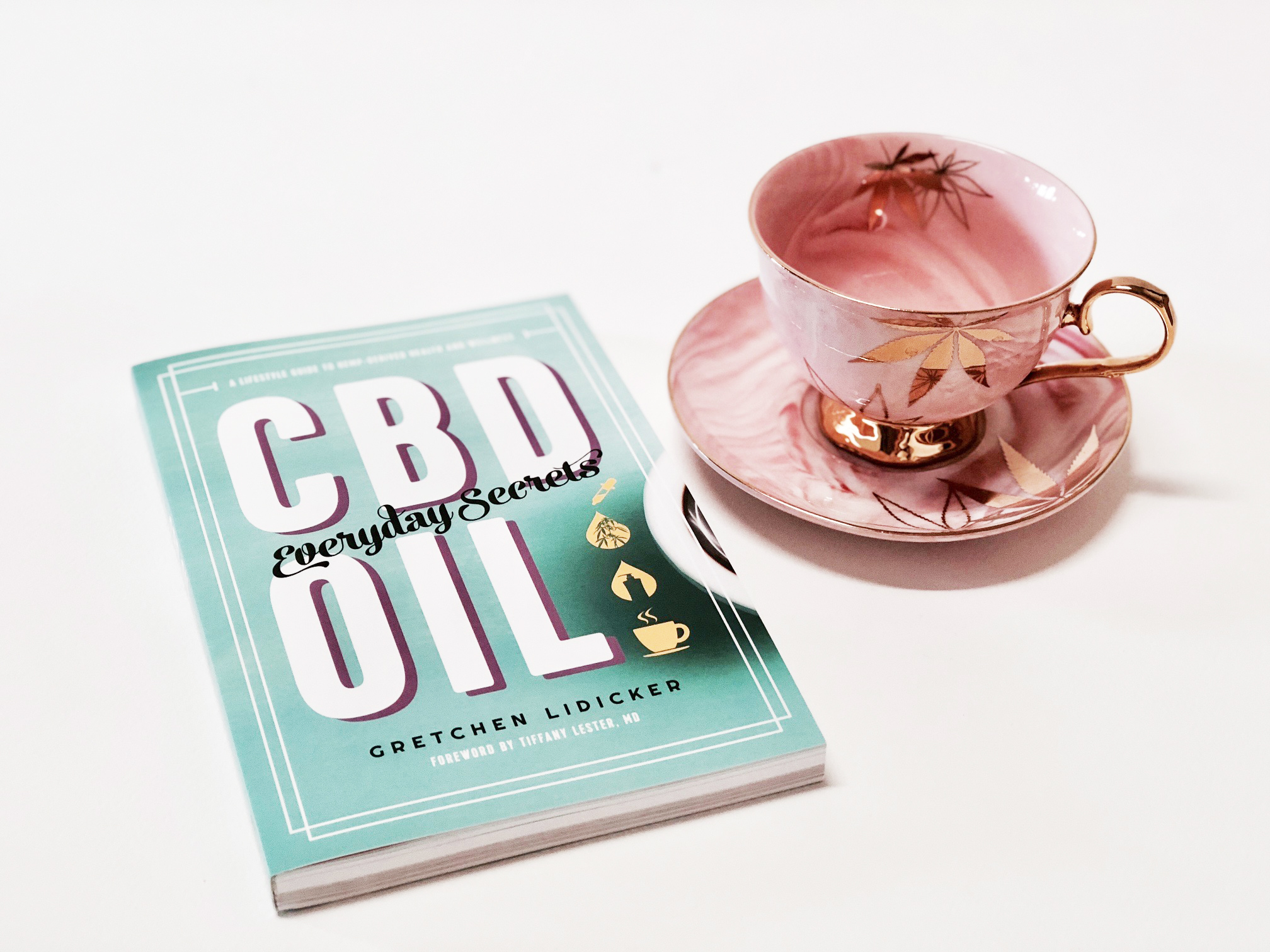 CBD Oil: Everyday Secrets: A Lifestyle Guide to Hemp-Derived Health and Wellness , by Gretchen Lidicker   Countryman Press, 2018. $14.95