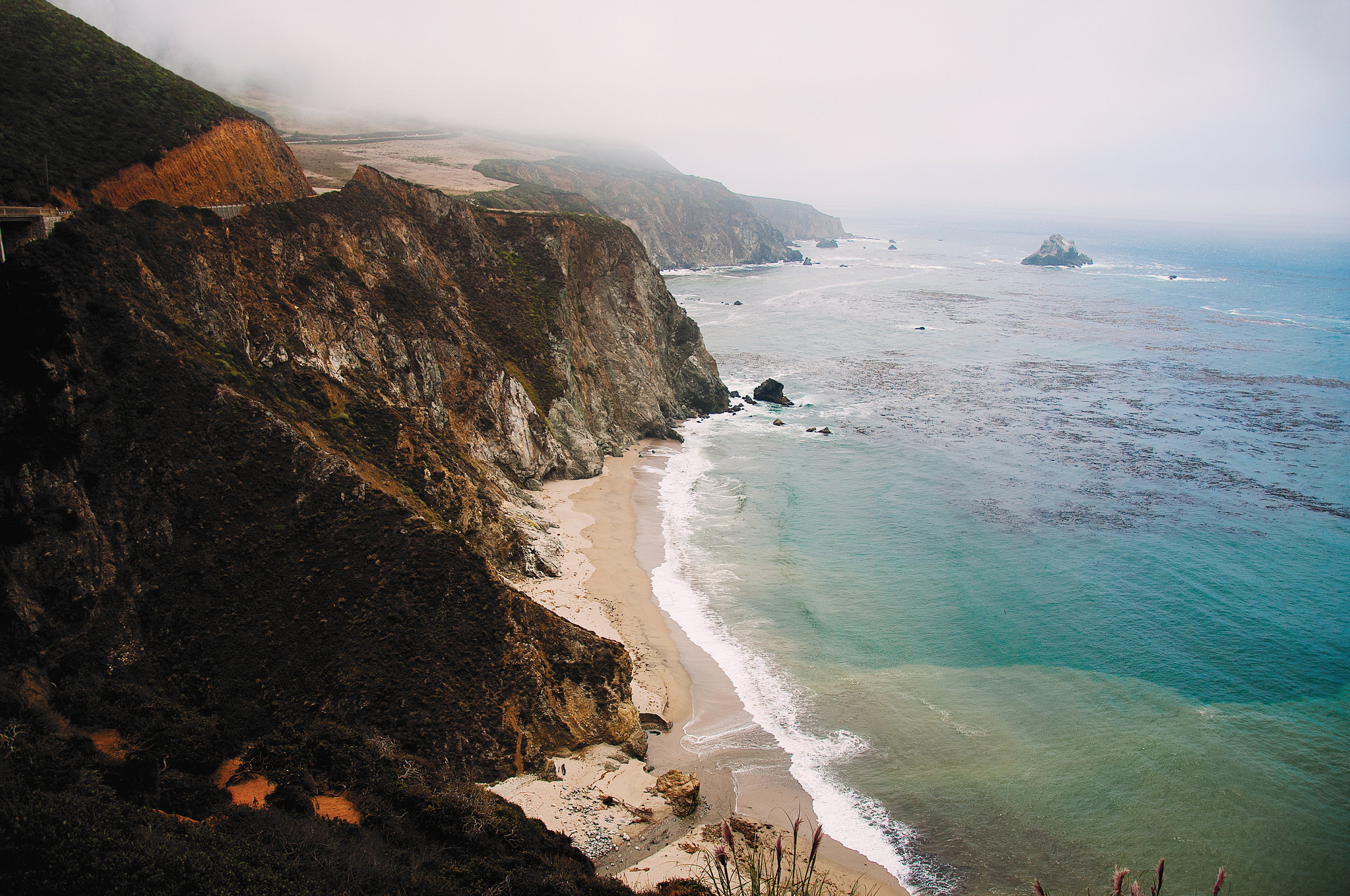 Big Sur CA  Photo by Kayla Clements Daytripper 60 Days on the Road Exploring America's National Parks