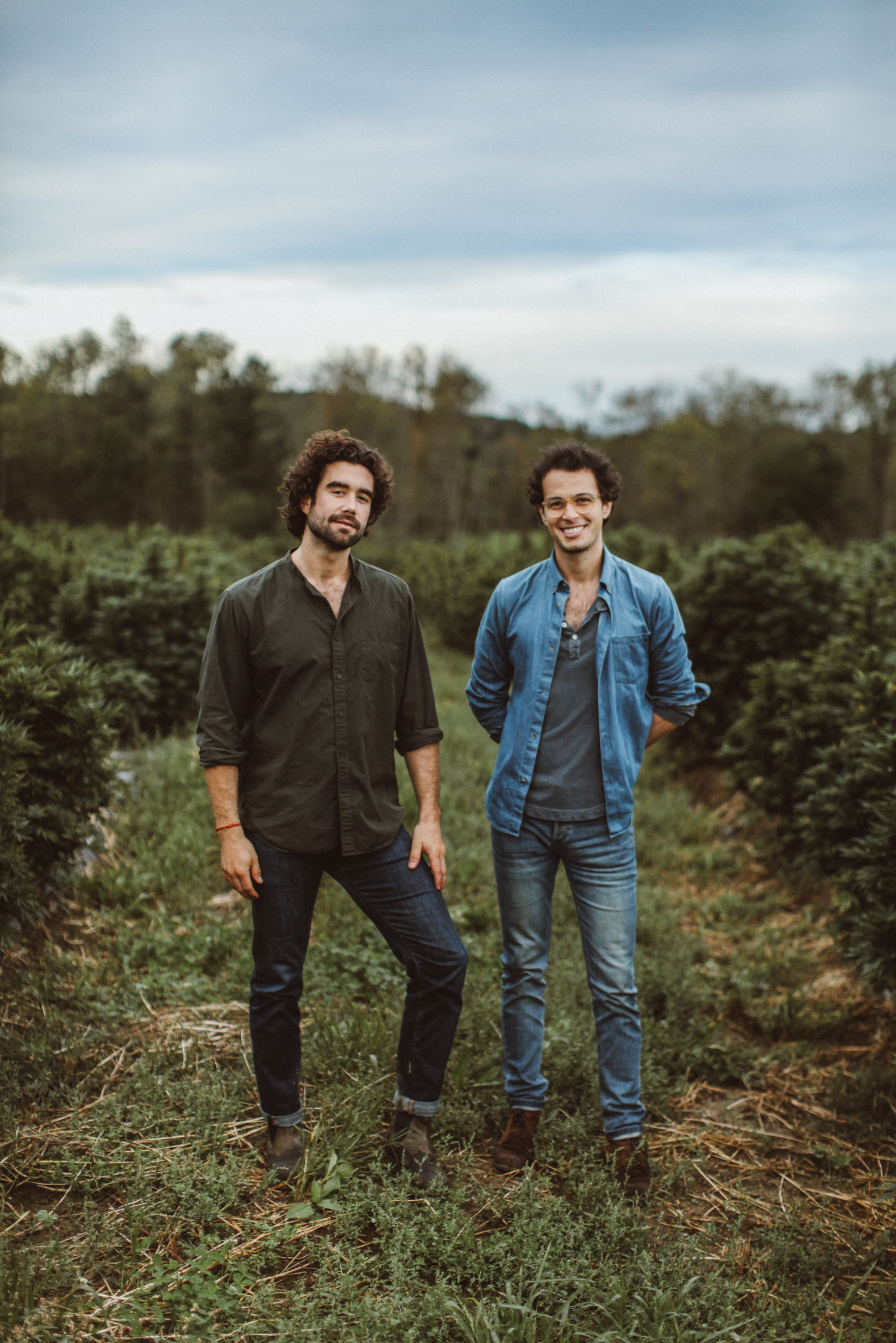 Plant People Co-Founders Gabe Kennedy & Hudson Gaines-Ross