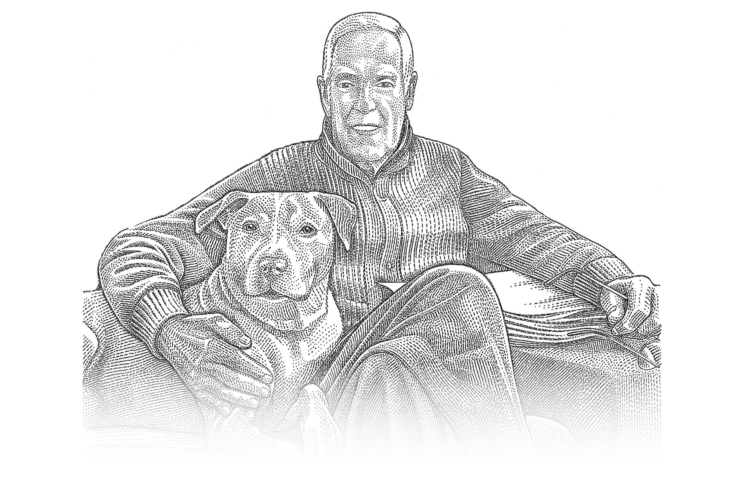 Papa & Barkley, the namesakes for the brand