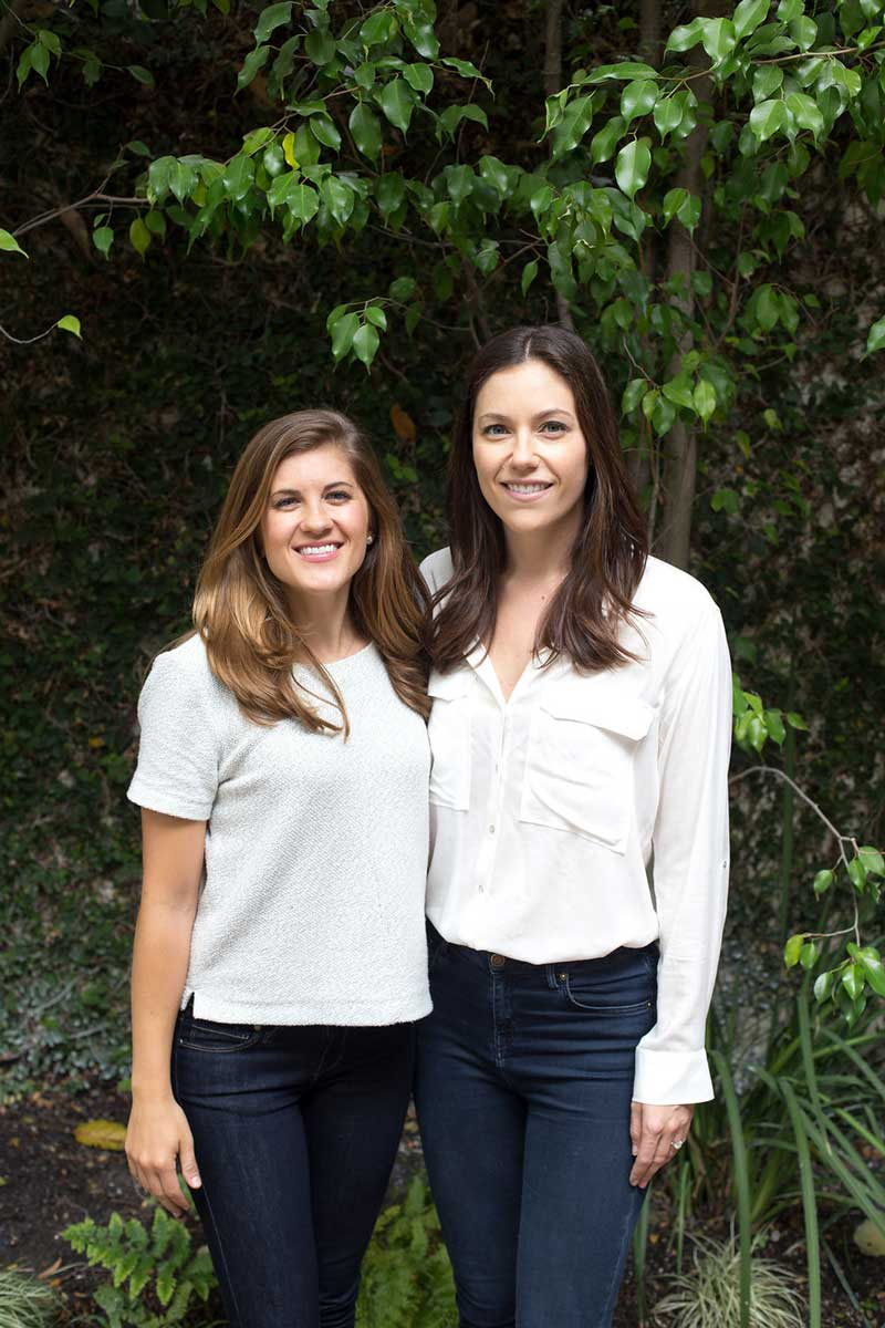 Sagely Naturals Co-Founders Kaley Nichol & Kerrigan Hanna