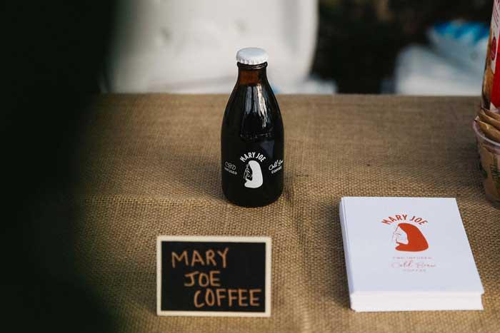 Mary Joe Coffee at Hempanna