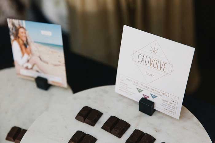 Calivolve Chocolates at Hempanna