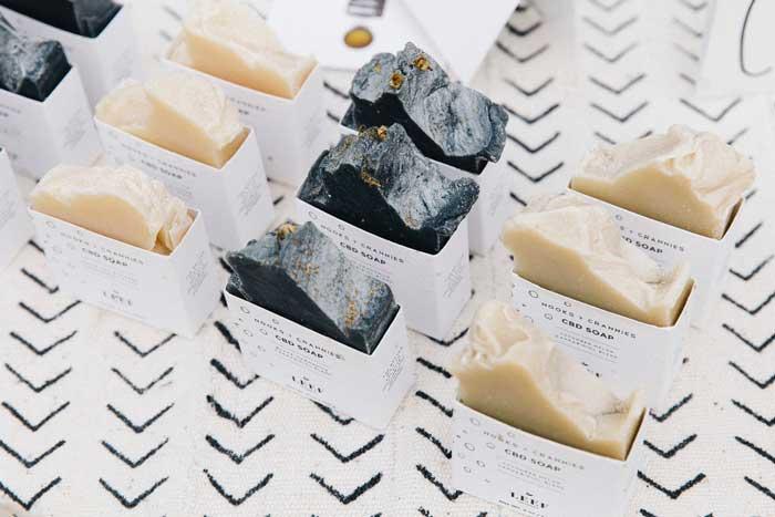 LEEF Organics Soap