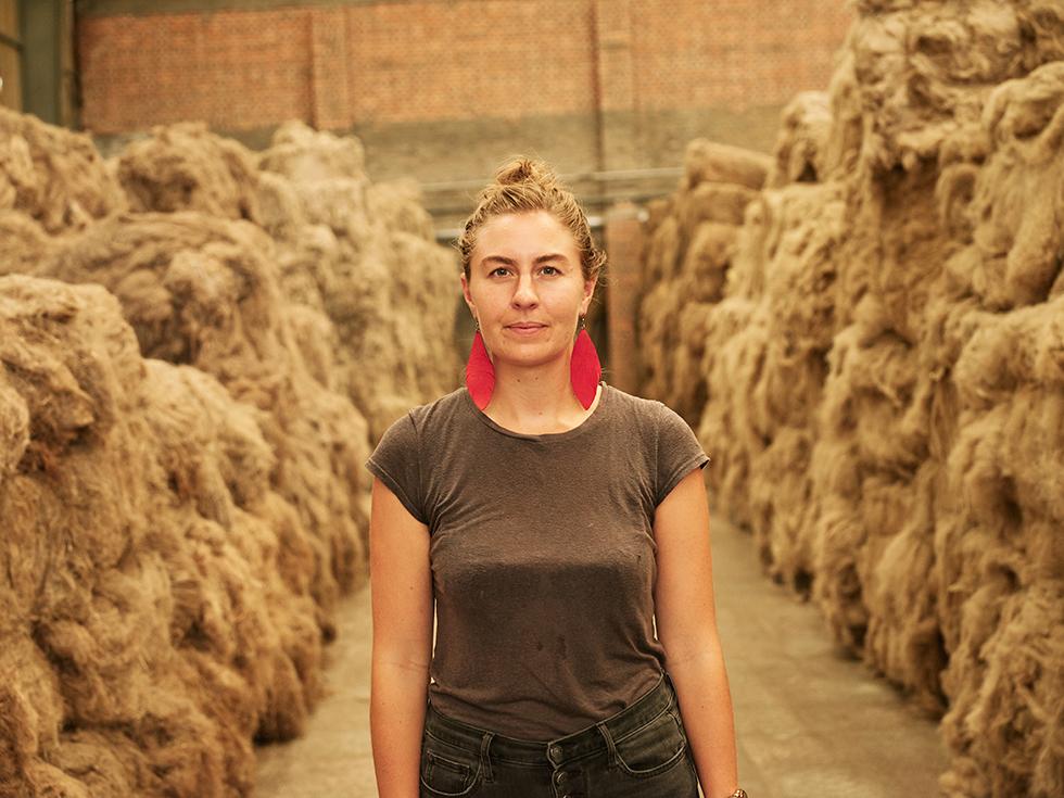 Anact founder Brianna Kilcullen