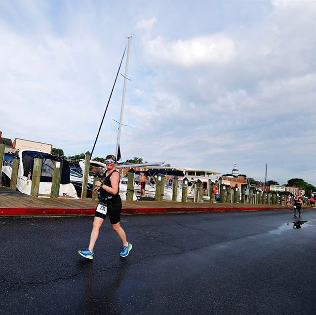 Less than a week to go until race day! We're ready to run through Annapolis. #explorewayfarers