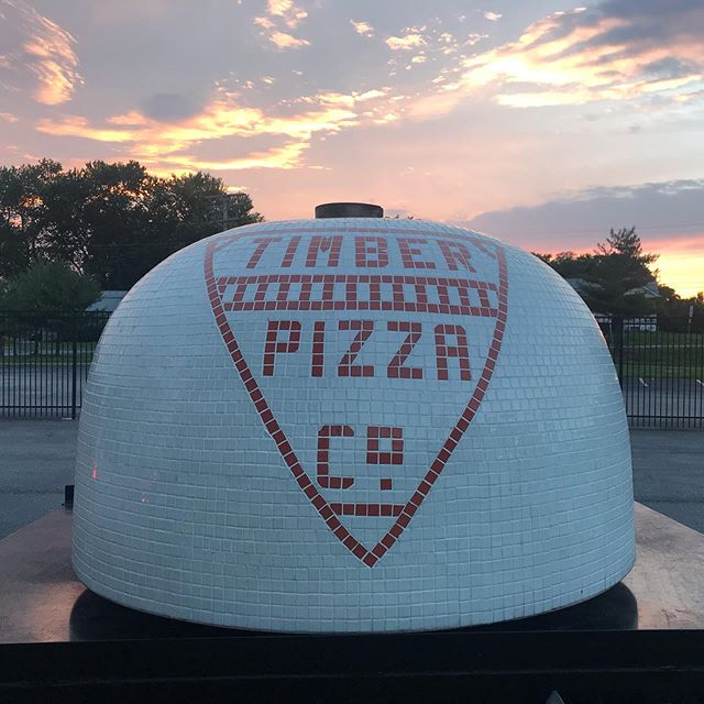 See you tomorrow on the start line at 7:00am. We will be dreaming of the @timberpizzaco waiting for us at the finish line. #explorewayfarers
