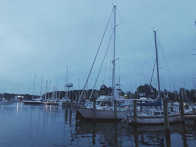 Good morning Annapolis. We are ready to run. #explorewayfarers