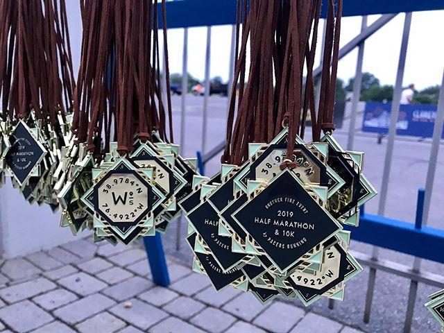 Congrats to everyone who ran the Wayfarers Half Marathon and 10k today! #explorewayfarers