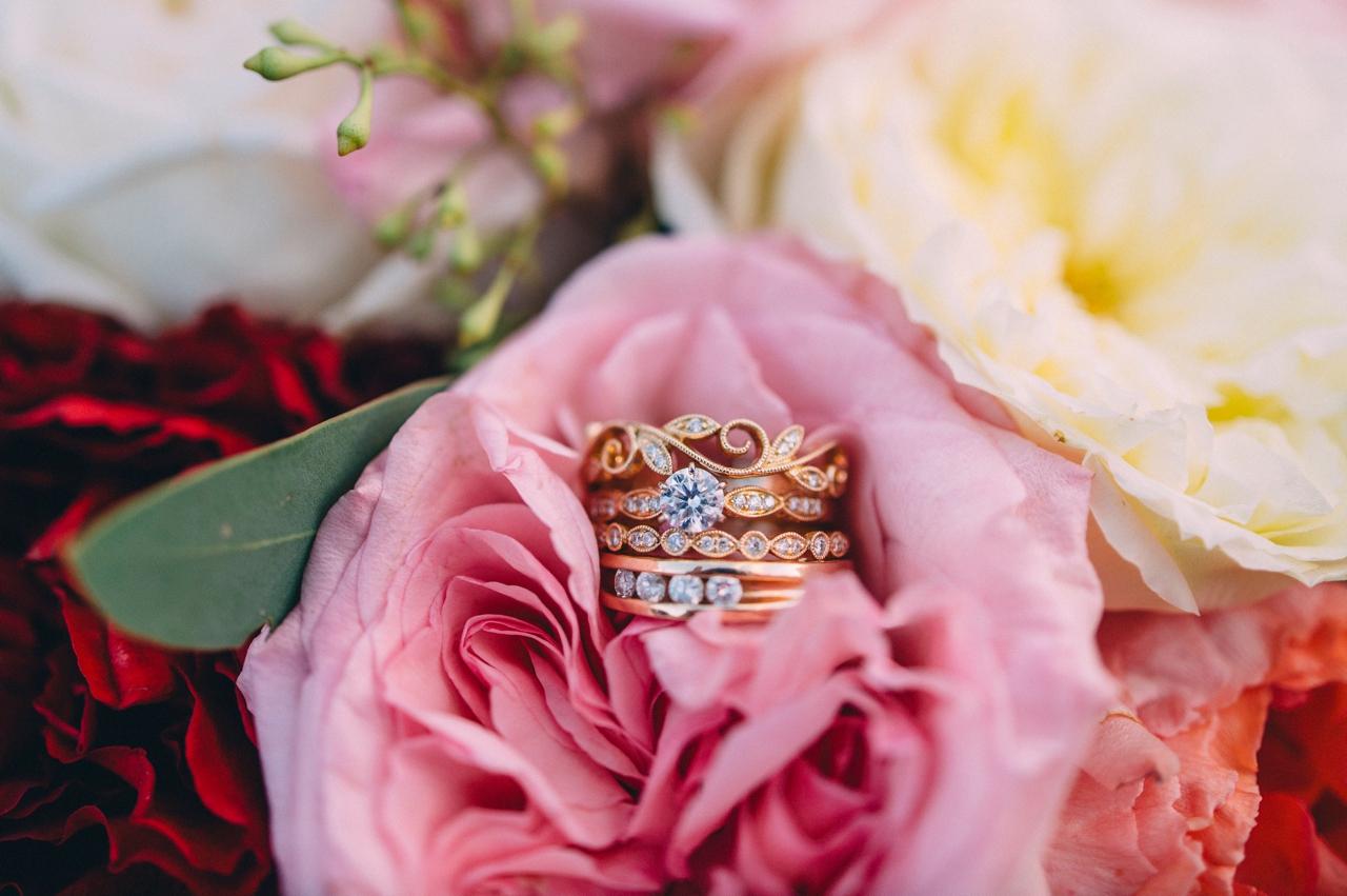 Wedding Ring by Chris Klas Photography