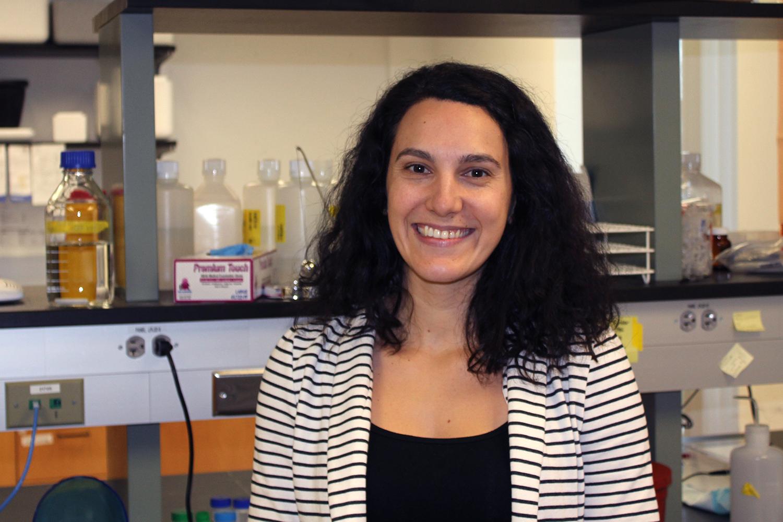 Cayla Rodia   Current PhD Student