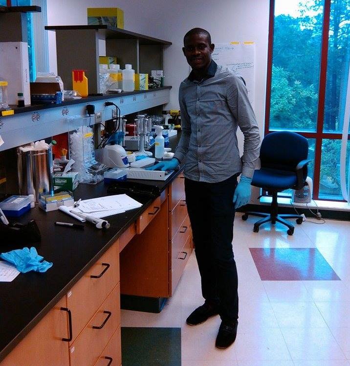 Adama Diakhate   Kohan Lab 2015-2017  REU Fellow 2016 University of Connecticut  Undergraduate student Wright State University