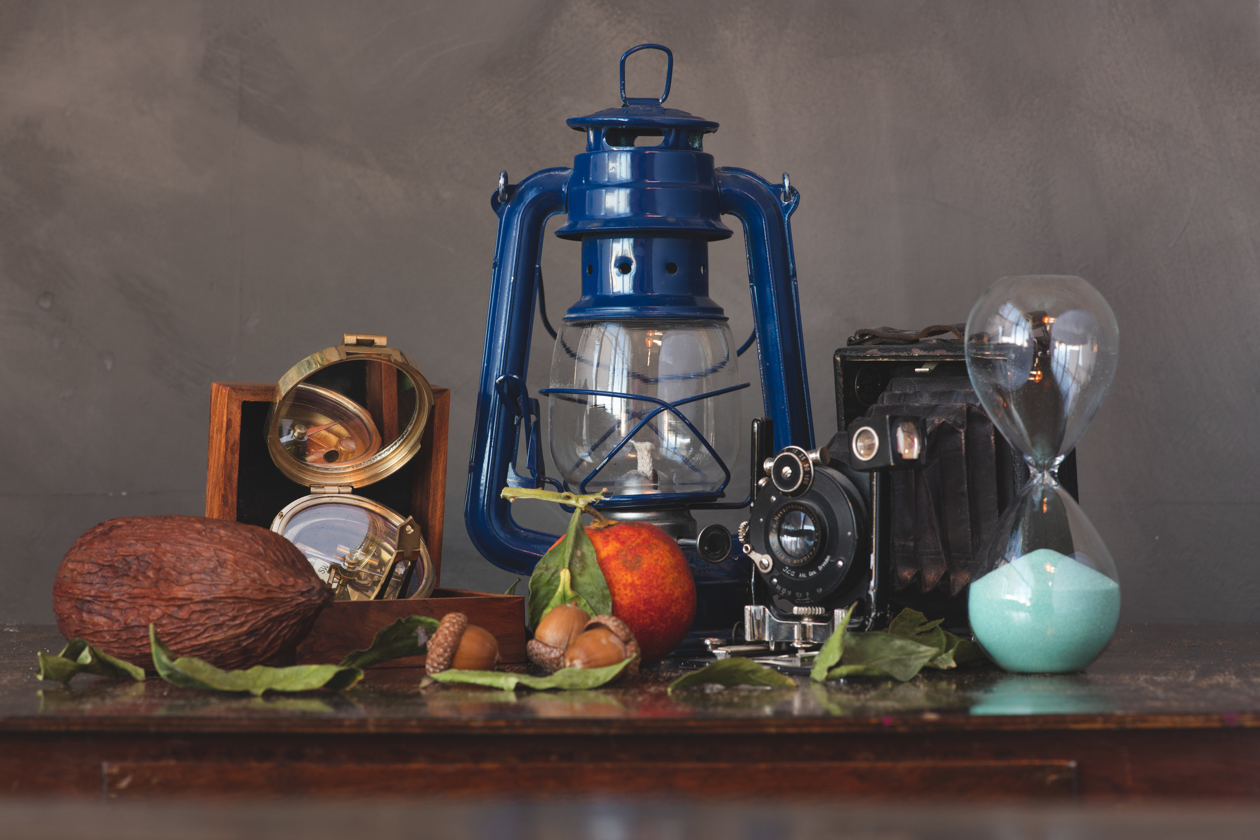 The Space Still Life Series