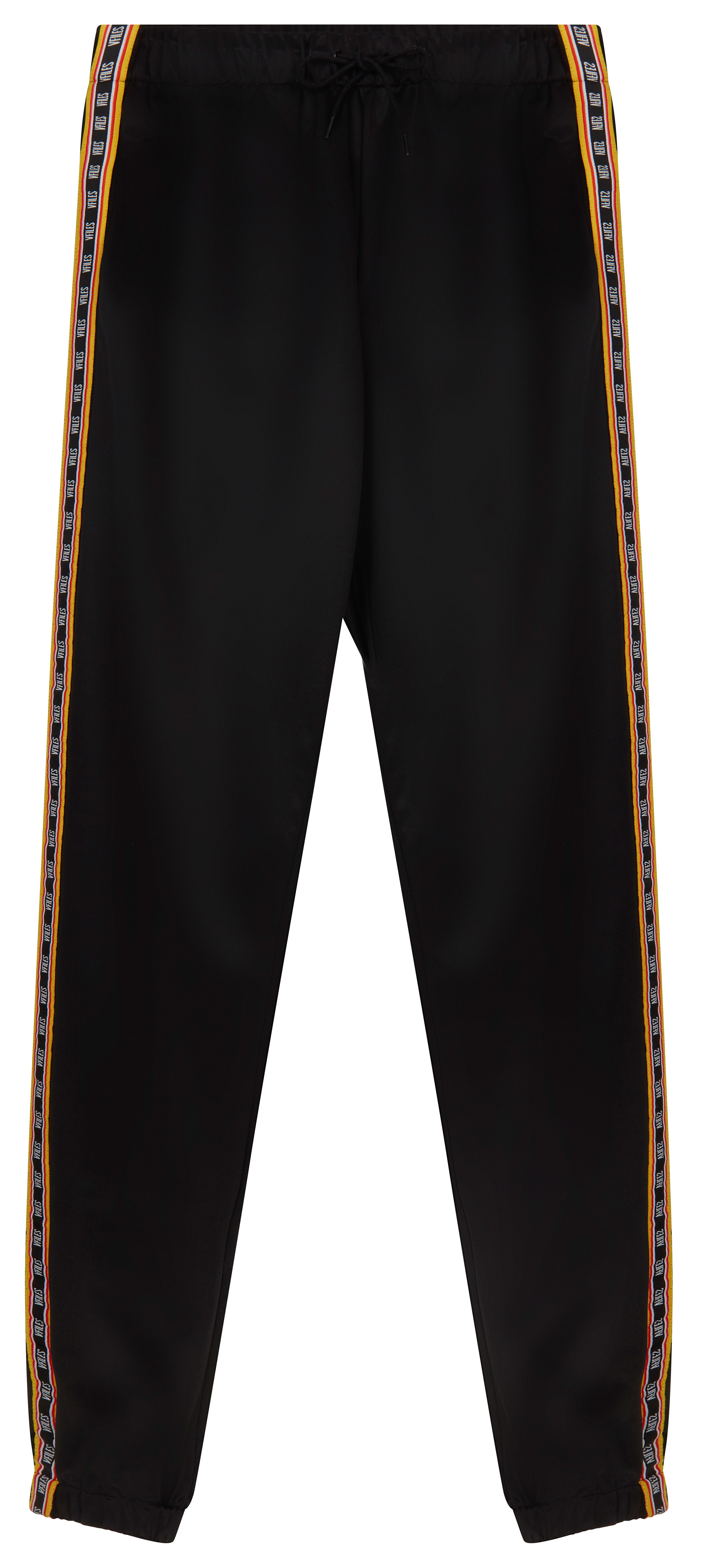 ASOS VFILES JOGGERS IN BLACK WITH TAPING £65.jpg