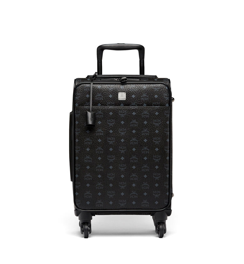 MCM Suitcase - £1,250 - To make sure that people know that the clothes are just as nice as the slick exterior